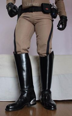 Leather, Rubber, Boots & Breeches