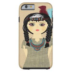 Such a beautiful original design picture of a native American Indian girl with big eyes and feathers she looks fabulous on these quality products. #native #american #indian #american #indian #girl #girls #big #eyes #big #eyed #unusual #feathers #teal #beautiful #pretty #original #different #girly #indians #eyes #christmas #birthday #gifts #presents #gift #ideas #shell #cell #shells