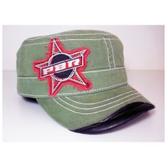 PBR Women's Star Cadet Hat...If anyone want an idea for my birthday...just saying...can't go wrong with PBR for women!