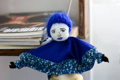 Въртидрешка / Vartidreshka / We can get our crafting skills to the advanced level with the workshop on how to create rag dolls with the young and talented Zdravka Srebreva.