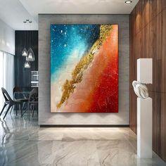 Contemporary Art Original Painting Abstract Large Abstract image 2 Large Wall Canvas, Large Abstract Wall Art, Extra Large Wall Art, Large Painting, Canvas Wall Art, Painting Canvas, Painting Abstract, Watercolor Art, Modern Art Paintings