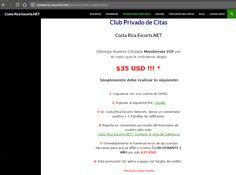 Promoción en Nuestra Membresia VIP a Solo de $35 USD!!!  http://costarica-escorts.net/promociones-especiales/