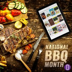 BBQ season is officially upon us! Get grilling inspiration from www.donnaplay.com.
