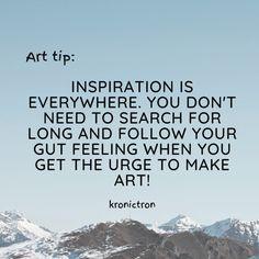 Learn Art, Make Art, Diy Art, Art Quotes, Motivational Quotes, First Art, Art Tips, Lovers Art, Art Blog