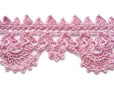 Dozens of free Crochet edging patterns