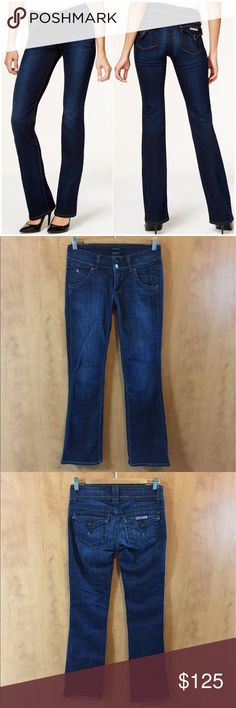 Hudson Dark Wash Boot Cut Jeans Excellent condition. Offers welcome through the offer button 🌺👍🏻 Bundle 2 or more items to get discount 🌸👍🏻 Hudson Jeans Jeans Boot Cut