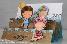 beach arriva l'estate, un'idea per un invito!