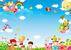 Happy valley amusement park child poster background material Kids Wallpaper, Cute Wallpaper Backgrounds, Cartoon Posters, Cartoon Memes, Cartoon Drawings, Cartoon Art, Cartoon Characters, Collage Photo Editor, Welcome Pictures