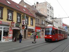 Bratislava, a few minutes ago. Can anyone guess which street this is? #Bratislava #Slovakia