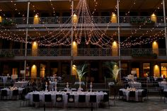 lighting for wedding reception with very high ceilings - Google Search