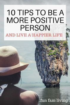 It's amazing how changing a habit of negative takes on everything can make a person happier even when their life may be hard at the time.