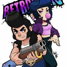 Best Picture For Brawl Stars Fan Art ships For Your Taste You are looking for something, and it is going to tell you exactly what you are looking for, and Most Beautiful Pictures, Cool Pictures, Cute Stars, Fanart, Star Art, Video Game Characters, Cool Cats, Game Art, Chibi