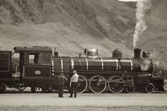 Kingston Flyer / Kingston / New Zealand by Matthew McCutcheon, via Flickr