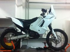 Adventurized 690 an example... - ADVrider