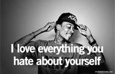Wiz Khalifa... Awhh n my hubby does too.;) but complain to much tho! Lol! ;)