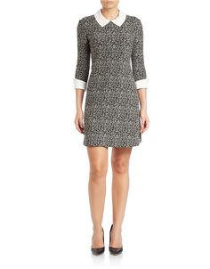 Women's Clothing | Buy One, Get One 50% Off Select Dresses | Beaded-Collar Knit Dress | Lord and Taylor