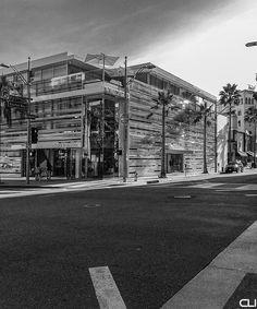 Louis Vuitton flagship store, Beverly Hills