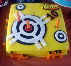 Nerf cakes | Photoset 89,154 of 195,801