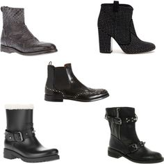 """""""Top 5 boots"""" by stockholmmarket on Polyvore"""