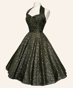 Sparkly dress - WANT!