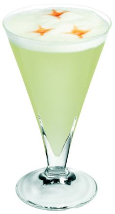 Kappa Sour Cocktail Recipe and more...drink your Easter eggs!