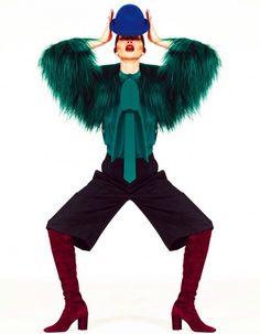 Get The right Match -Prada -Miu Miu & Louis Vuitton  key looks for Winter