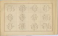 Free Easy Cross, Pattern Maker, PCStitch Charts + Free Historic Old Pattern Books: Sajou No 484
