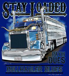 Bull Hauler | Stay Loaded Apparel