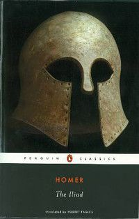 Homer, The Iliad -- Just bought.