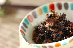 ヒジキのサバ缶煮 Meat, Cooking, Desserts, Food, Japan, Kitchen, Tailgate Desserts, Deserts, Essen