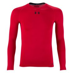 Under Armour Youth HeatGear Armour Fitted Shirt