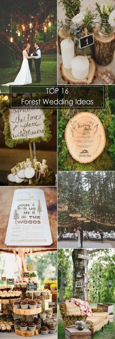 Wedding themes fall forest 25 super ideas