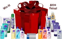 Courtesy of the Clean & Clear Team,  one lucky reader is going to win a prize pack containing all the RoC and Clean & Clear products that will be on promotion at Walmart, plus a $100 Walmart gift card!
