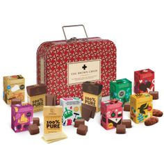 CHOCOLATE THERAPY GIFT SET $75.00