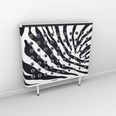 Animal digital print YOYO radiator cover