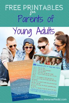Got young adult kids? Then, you need these printables filled with tips, suggestions, and ways you can pray for your kids! Just stop by and subscribe to our website, and you will get your free copies.