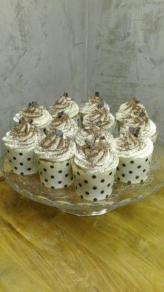 Tirramissu cupcake