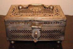 antique jewelry box...