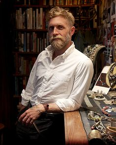 Philip Crangi by Kelly Stuart, via Flickr