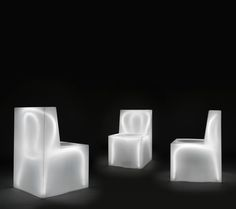 Lightblock Chair by Christian Flindt