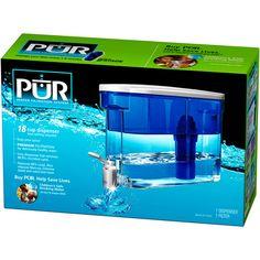 Pur Water Filter Dispenser