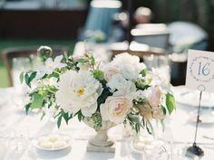 Photography: Carmen Santorelli - carmensantorellistudio.com Floral Design: Sweet Marie Designs - sweetmariedesigns.com Wedding Planning And Design: Francine Ribeau Events - francineribeauevents.com   Read More on SMP: http://www.stylemepretty.com/2015/09/25/elegant-rancho-valencia-wedding/