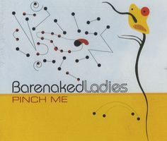 "For Sale - Barenaked Ladies Pinch Me UK Promo  CD single (CD5 / 5"") - See this and 250,000 other rare & vintage vinyl records, singles, LPs & CDs at http://991.com"