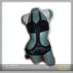 Costumul de baie crosetat - CDB'S Blog