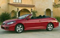 Edmunds has detailed price information for the Used 2008 Toyota Camry Solara Convertible. Save money on Used 2008 Toyota Camry Solara Convertible models near you. Find detailed gas mileage information, insurance estimates, and more. Toyota Cars, Toyota Celica, Toyota Solara Convertible, Cars 2006, Toyota Dealers, Used Toyota, Latest Cars, Dream Cars, Sports