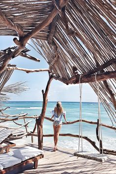 Pin by jenny weiss on travel and adventures in 2019 канкун, путешествия, ос Azulik Hotel Tulum, Azulik Tulum, Tulum Beach, Cancun, Tulum Mexico, Mexico Resorts, Mexico City, Places To Travel, Travel Destinations