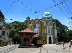 Santa Teresa neighborhood in Rio de Janeiro.