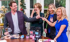 #CountdowntoChristmas @HomeandFamilyTV - @Kym Douglas' 5 Quick Fixes For Your Last Minute Holiday Party