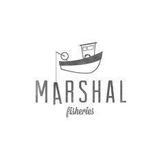 Marshal Fisheries on Behance