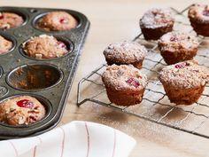 Blanche's Miniature Cherry Muffins Recipe : Trisha Yearwood : Food Network - FoodNetwork.com